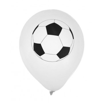 Ballon de baudruche Foot