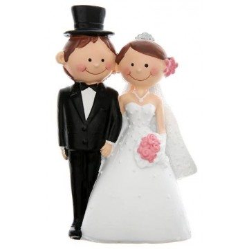 Figurine Mr & Mrs