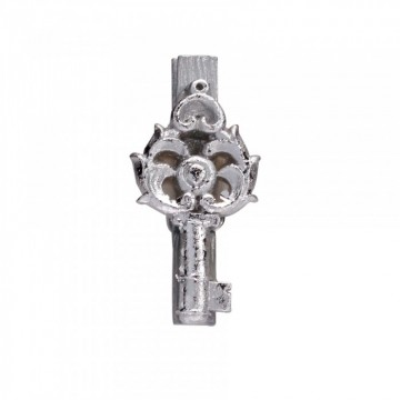 CLIPS CLEF ARGENT