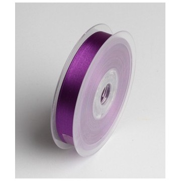 Ruban Satin Violet 15 mm