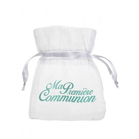 Sachet à dragées Communion Mint