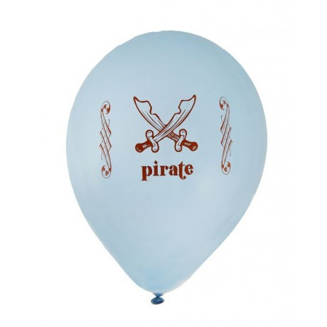 Ballon Baudruche Pirate