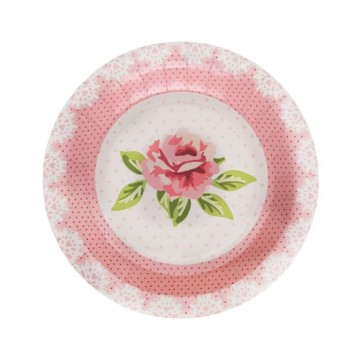 Assiette jetable Liberty x10