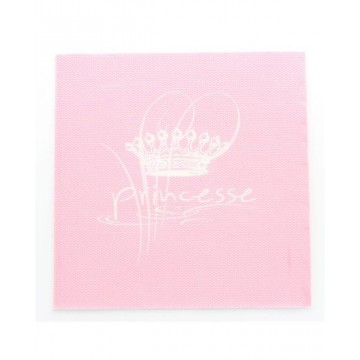 Serviette jetables Princesse
