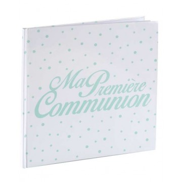 Livre d'or Communion Mint